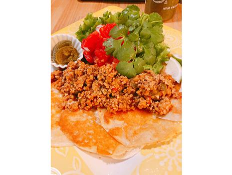 浜田山の井の頭線沿いに復活したメキシコ料理店「ハッピーゴーラッキー」