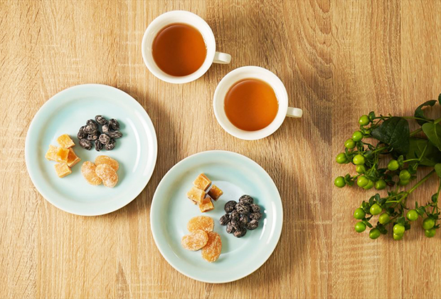 しっとりとした食感に品のいい風味の甘納豆