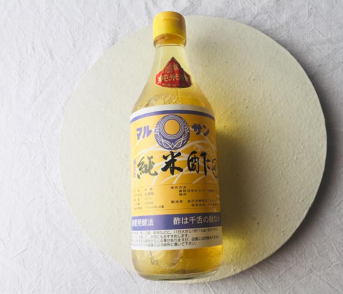 マルサン純米酢/今川酢造