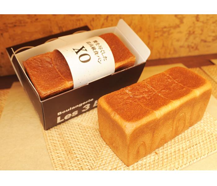 XO食パン/高級食パン専門店 Les 3 boules(レトワブール)