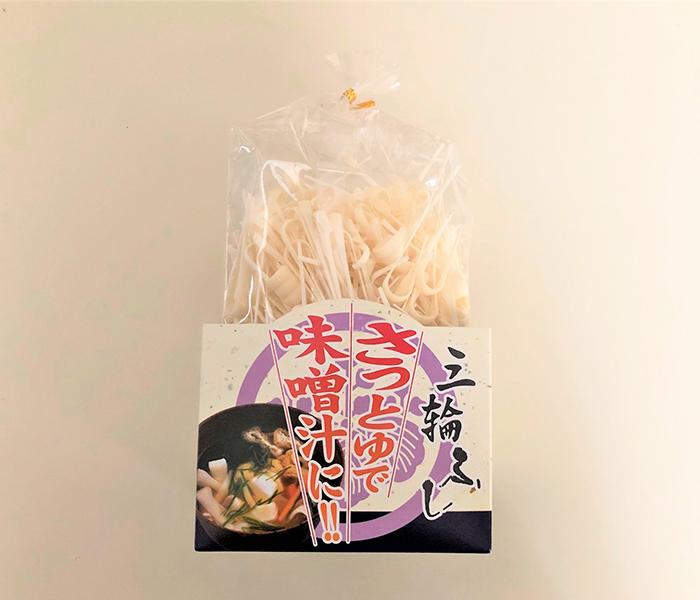 三輪ふし/株式会社 三輪山勝製麺