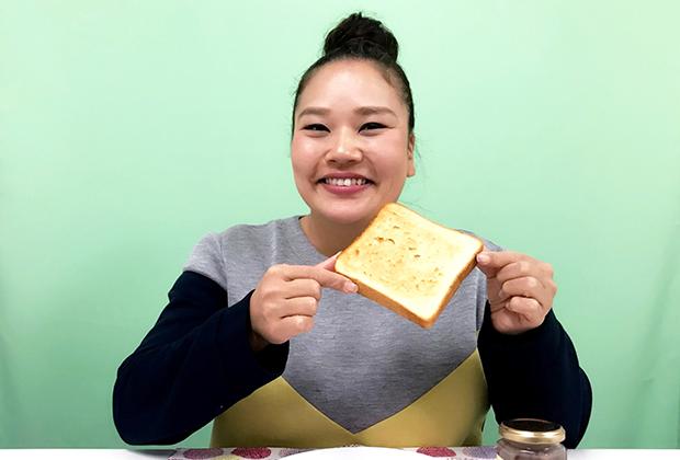 毎日食べる食パンにふさわしい、リピートしたくなる、どストレートなおいしさです!