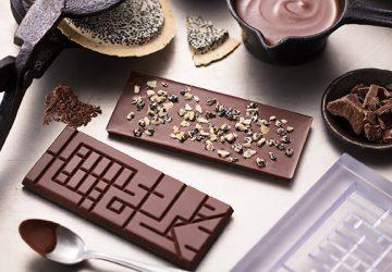 台湾産カカオと南部せんべいが織り成す極上のチョコレート。岩手から届く『Nanbu Tablet』