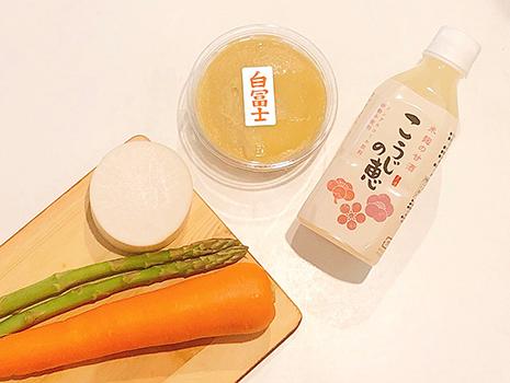 今回は、大源味噌の甘酒「こうじの恵み」と白味噌「白冨士」で作る白身魚の西京焼きをご紹介します