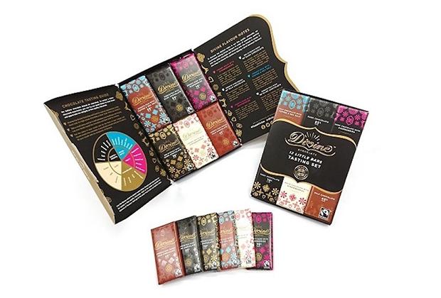 国際協力NGOの「わかちあいプロジェクト」が運営するフェアトレード商品のオンラインショップ「Fair Select」では、英国の「Divine(ディバイン)」社のチョコレートを取り扱っています