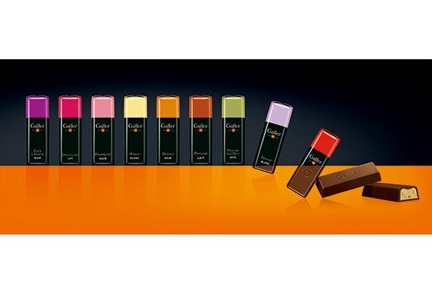 鮮やかなグラデーションは全11種24本のフレーバーでできており、フォトジェニックなパッケージデザインはインスタ映えすること間違いなし