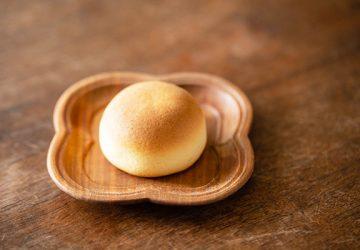 佐賀県佐賀市 御菓子司 鶴屋の『肥前ケシアド』と佃眞吾さんの器