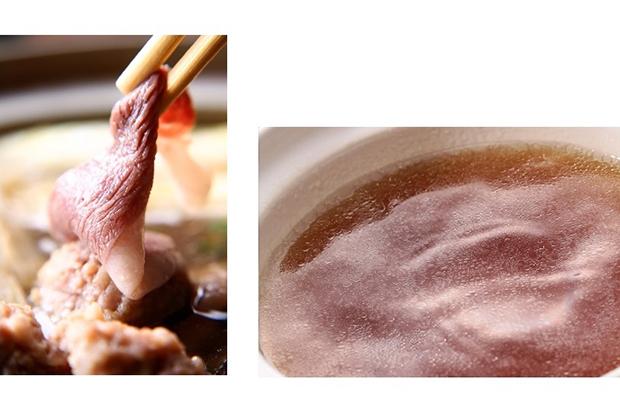 お肉の旨みを引き出し、お肉に負担をかけない70度くらいの温度が最適