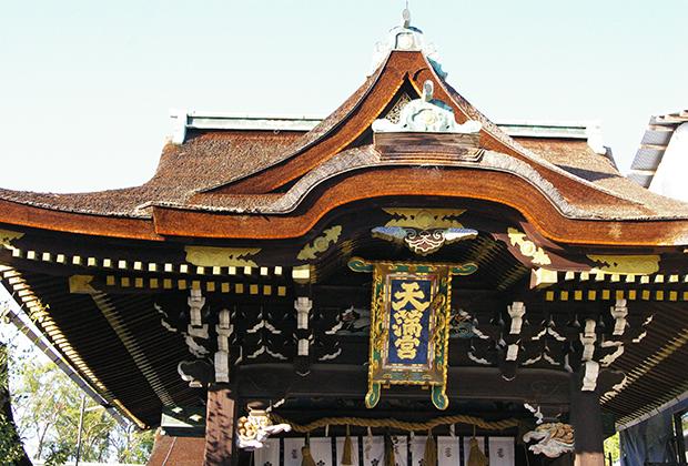 昨年の秋に『めざましライブ~日本お元気キャラバン in 北野天満宮』が京都府北野天満宮紅梅殿特設ステージにて開催されました