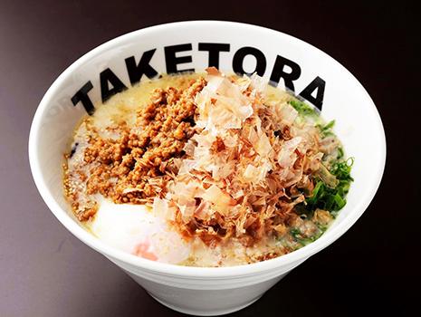 TAKETORA・勝武士らぁめん