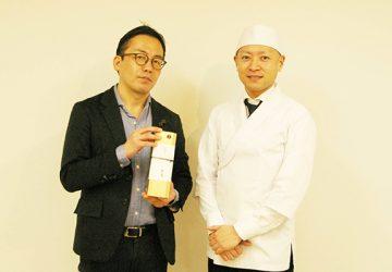絶品棒寿司「魚庵」スペシャル対談企画