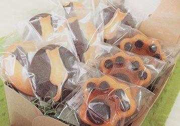 ネコクッキーの9点セット / スイーツ猫衛門