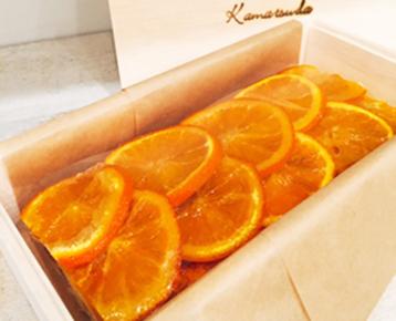 オレンジのパウンドケーキ / ラ・シャルキュトリー釜津田
