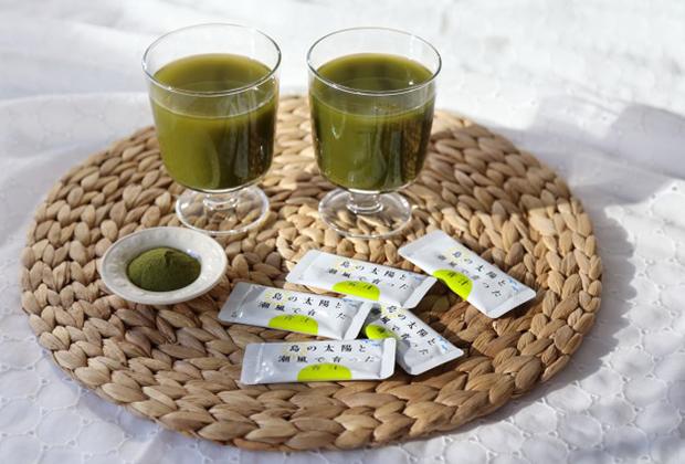 日本国内では乾燥葉物野菜として初めて、食後の血糖値を下げる機能性表示食品の登録が認められた商品です