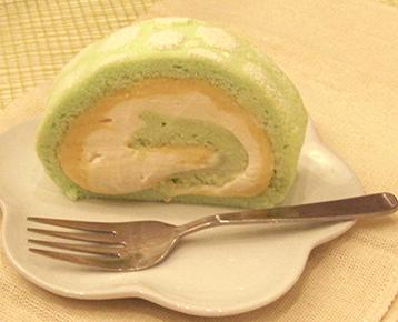 メロンロールロング / 扇屋製菓