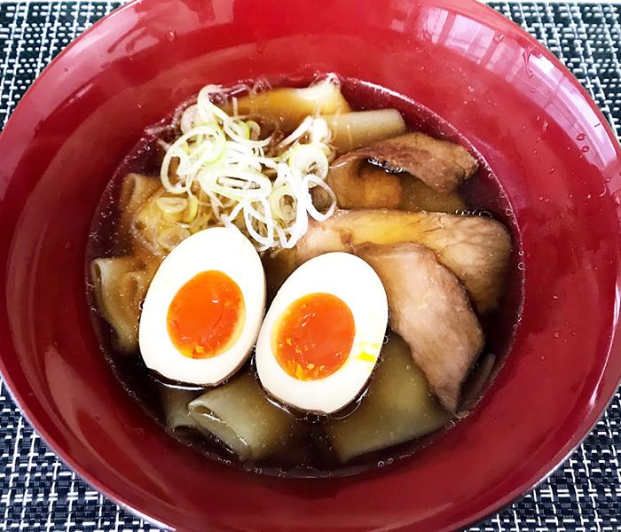 ぺろっこらーめん醤油味/小山製麺