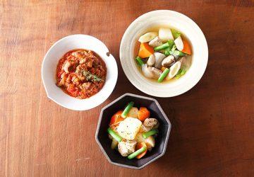 アレンジも自在! 化学調味料など無添加の極上冷凍「プレミアム惣菜」!