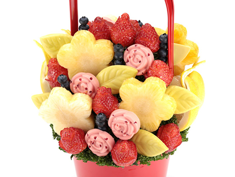 今年の母の日は、フルーツブーケで脱マンネリを目指してみてはいかがでしょうか
