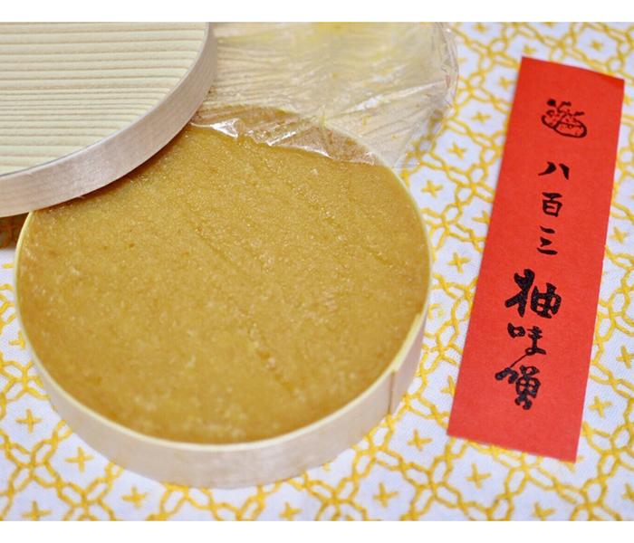 柚味噌/八百三有限会社