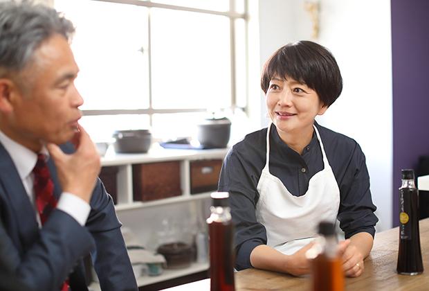 いろいろなお料理に使ってみましたが、まず、和食の煮物はぐっと楽になりますよね。