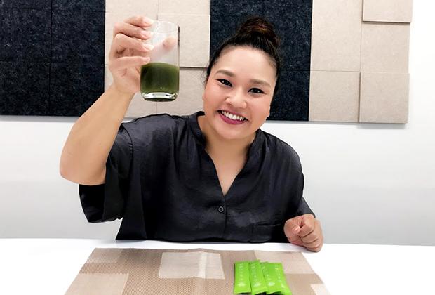 とにかく安心安全な素材で、緑茶のようなまろやかな味を実現したんだとか!! 本当にすごい!