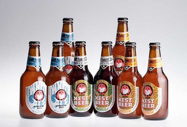 日本らしい味わいにこだわった、世界30カ国で飲まれるビール