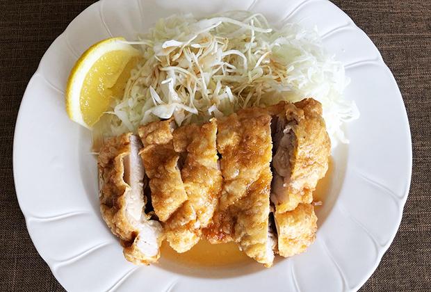 ●アレンジレシピ【チキン南蛮】