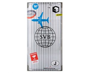 お店で「ビアフライト」として提供されているだけあって、旅を思わせるようなパッケージが魅力。テーマは「新しい世界への招待」です。