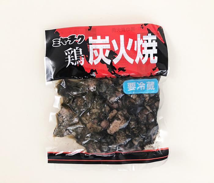 鶏炭火焼/株式会社ミヤチク