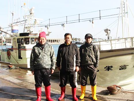 噴火湾のたらこの名前とおいしさを広く知ってもらうことで、スケソウダラ漁の持続に貢献することを目的に企画されました。