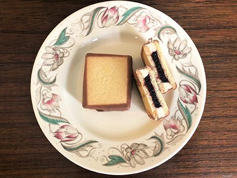 コーヒータイムのお菓子にぴったり!!