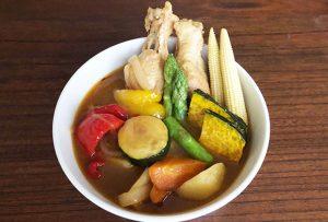 ●アレンジレシピ【スープカレー】