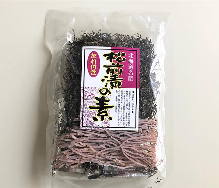 松前漬の素/株式会社近海食品