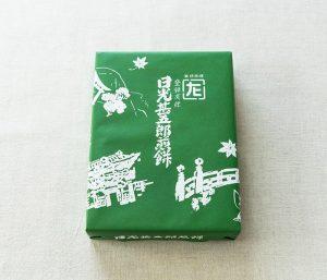 日光甚五郎煎餅/石田屋