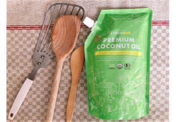 美容と健康のために選ばれる 『有機プレミアムココナッツオイル』