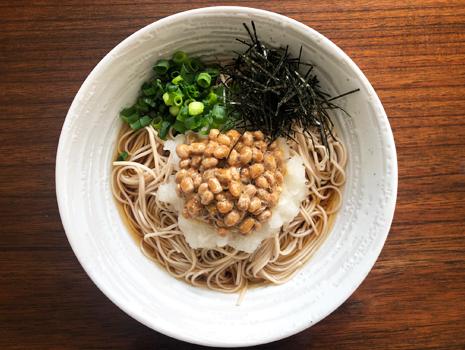 北海道の鮭節納豆_5