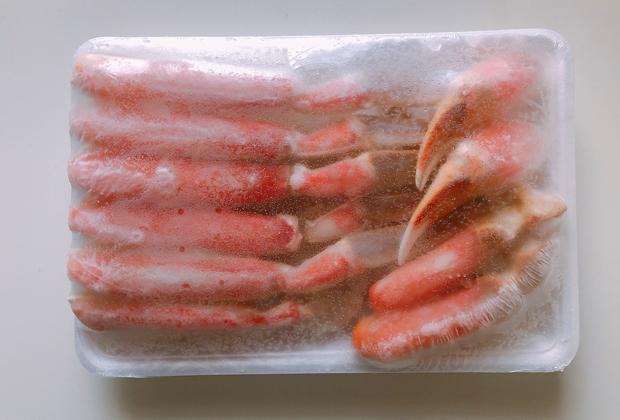 元祖カット済生本ずわい蟹中盛1
