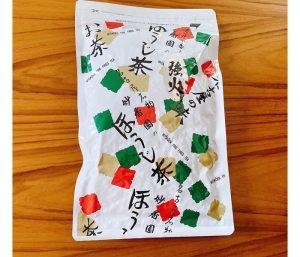 妙香園のほうじ茶_商品