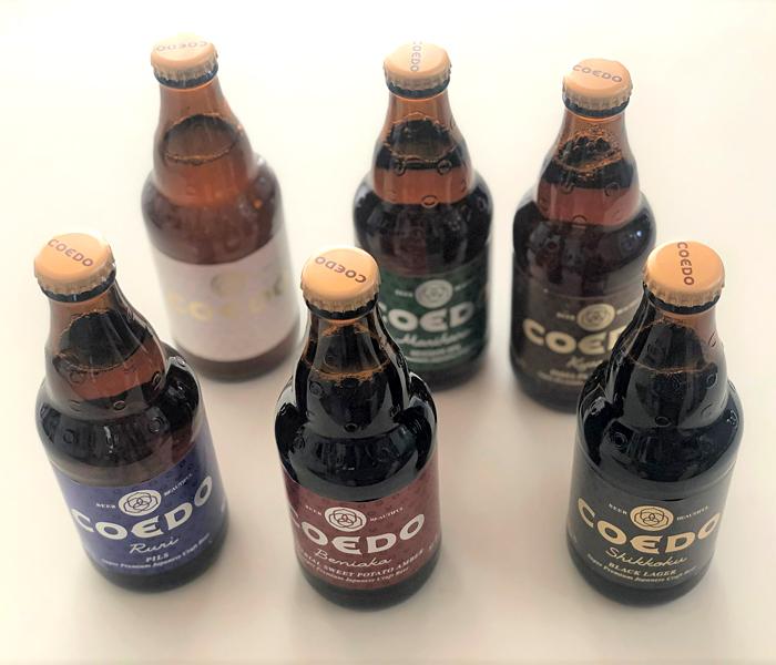 COEDOビール_商品