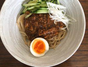 ジャージャー麺_5