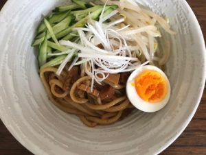 ジャージャー麺_4